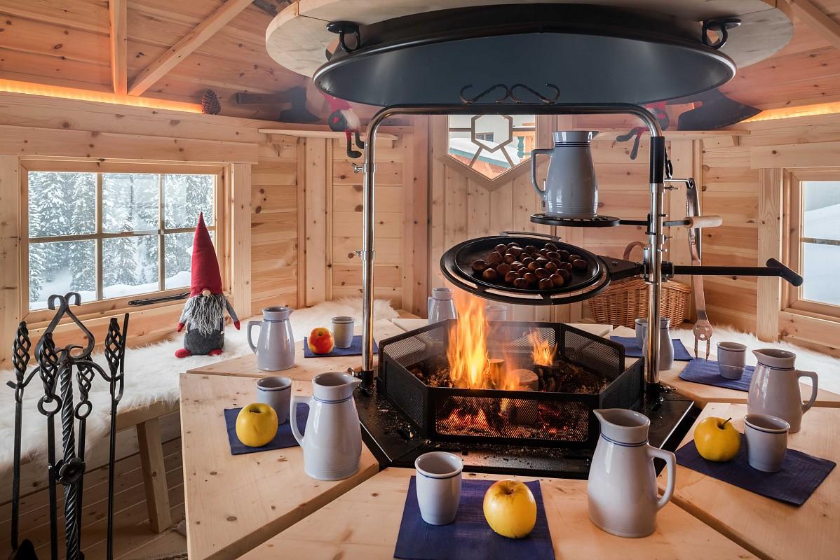 bergspitz | luxury appartements am arlberg | luxus grillkota